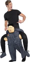 Piggyback Kostuum Dictator
