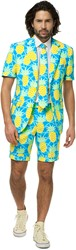 Herenkostuum Summer OppoSuits Shineapple