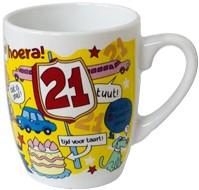 Mok 21 jaar!