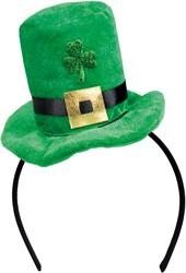 Diadeem met Hoedje St. Patricks Day