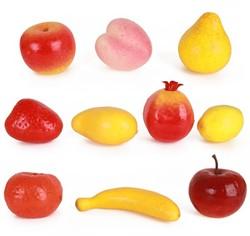 Decoratie Fruit Assorti 10st.