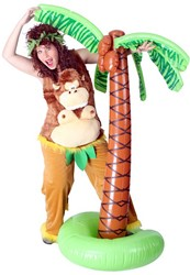 Funbroek Crazy Monkey