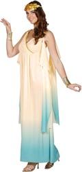 Dameskostuum Griekse Godin