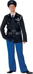 Kostuum Politie Agent Luxe