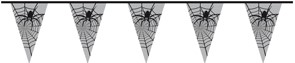 Vlaggenlijn Spin 6mtr