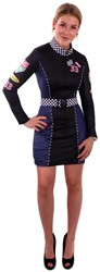 Formule 1 Race Pitspoes Kostuum voor dames