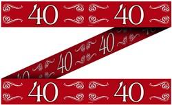 Markeerlint 40 Robijn