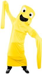 Kostuum Skydancer Geel voor kinderen