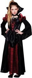 Halloweenkostuum Vampire Queen voor meisjes