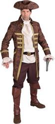 Piratenjas Bruin-Goud Antiek voor heren