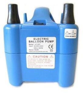 Elektrische Ballonnenpomp Groot