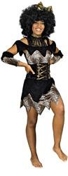 Dameskostuum Afrikaanse Beauty