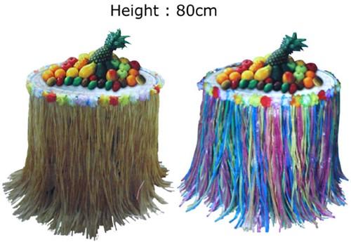 Tafelrok Hawaii 270X73cm Multi-coloured
