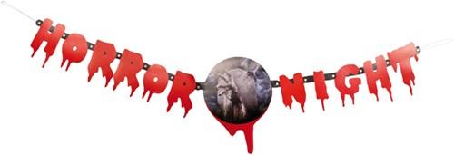 Letterslinger Horror Night 130cm