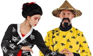 Chinees & Japans kleding kopen bij Carnavalsland