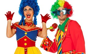 Decoratie & Versiering Clown
