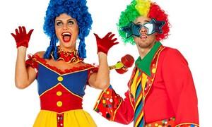 Decoratie & Versiering Clown