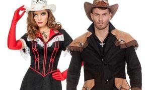 Carnavalsaccessoires Cowboys & Cowgirls