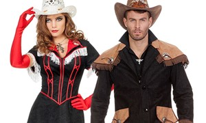 Cowboy & Cowgirl kleding en accessoires kopen bij Carnavalsland
