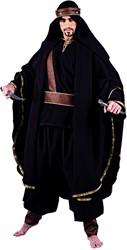 Heren Arabierenkostuum Luxe Zwart
