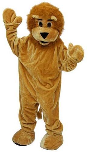 Kostuum Plush Leeuw (Mascotte)