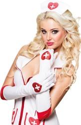 Handschoenen Verpleegster Lang