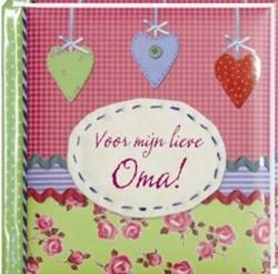Boek Voor mijn lieve Oma
