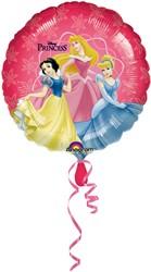 Folieballon Disney Princesses 18inch