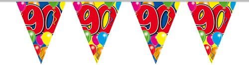 Vlaggenlijn 90 jaar 10mtr