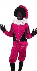 Zwarte Piet Kind Pink