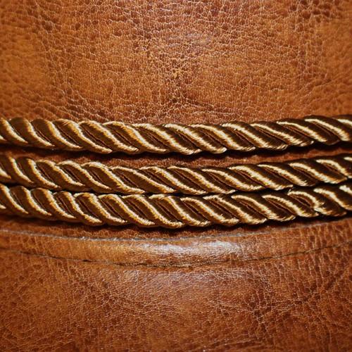 Western Cowboyhoed Bruin met Koord (Nepleer)-2