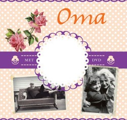 Boek Oma met DVD