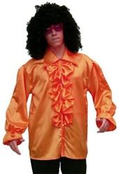 Disco Blouse Budget Oranje