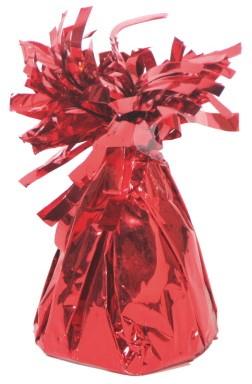 Ballongewicht Folie Rood