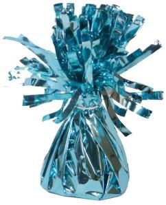 Ballongewicht Folie Lichtblauw