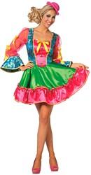 Dames Clownsjurkje Pipette Luxe