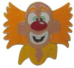 Broche Clowntje (5cm)