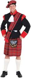 Kostuum Schot 4 delig