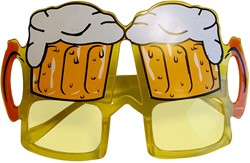 Bril Bierpullen