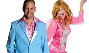 Disco en seventies kleding en accessoires kopen bij Carnavalsland