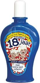 Shampoo 18 jaar!