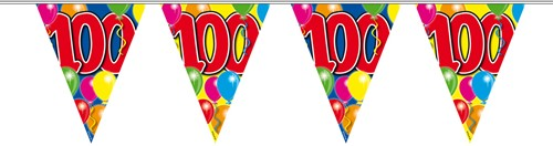 Vlaggenlijn 100 jaar 10mtr
