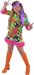 Disco Jurkje Magic Peace voor meisjes