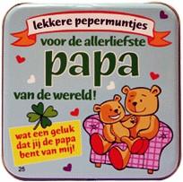 Pocket Tin Papa