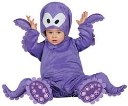 Paars Octopus Pakje voor babies