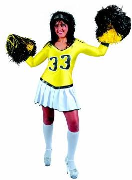 Cheerleader Jenny