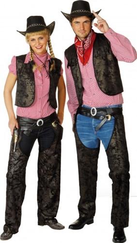 Wild West Cowboyvest