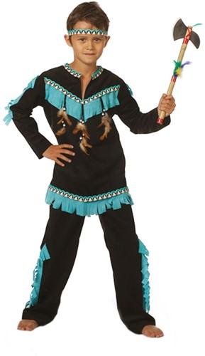 Indianenpakje Wishbone voor jongens
