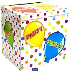 Enveloppen Doos - Gift Box Party
