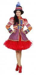 Carnavalsjas City Luxe voor dames